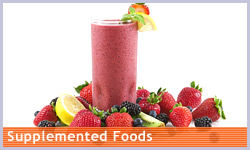Supplemented Foods