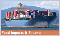Food Imports & Exports